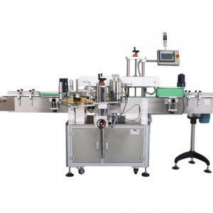 Ampoules Labeling Machine With Adhesive Sticker