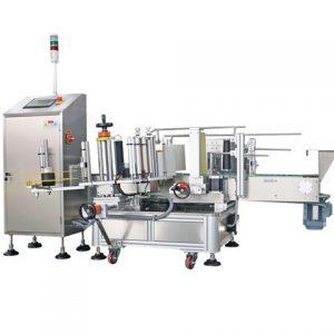 China Automatic Round Bottle Labeling Machine Price