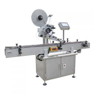 Linear High Speed Automatic Label Machine