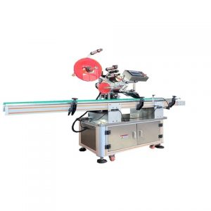 China Made Paper Online Plastic Bag Labeling Machine
