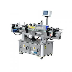 Automatic Cap Top Sticker Labeling Machine Factory Price
