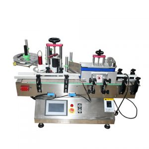 Labeling Machine For Toothbrush Box