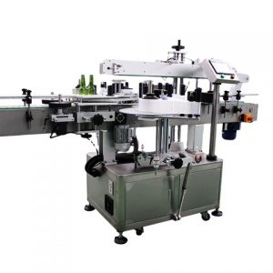 Wrap Around Sticker Labeling Machine For Ball Pens