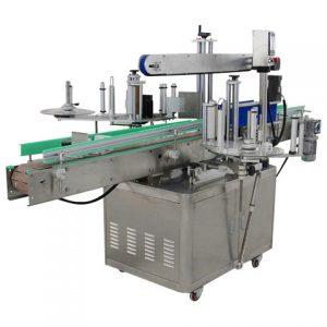 Bucket Labeling Machine With Code Printer