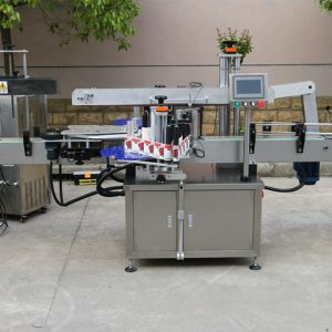 Paper Label Round Bottles Automatic Labeling Machine Price
