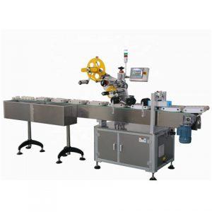 Automatic Round 10 500ml Jam Bottle Labeling Machine
