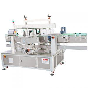 Màquina d'etiquetes d'adhesius d'equips d'etiquetes automàtica