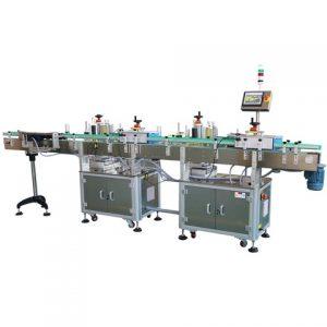 Màquina d'etiquetatge automàtic de superfícies amb caixa vegetal Vegeltable