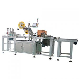 Auto Eas Label Labeling Machine