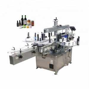 Labeling Machine With Coding Date