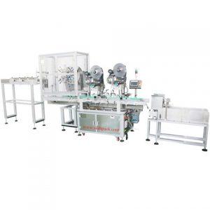 Flat Glass Labelling Machine