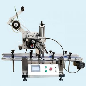 Cosmetic Labeling Machine