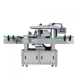 Full Automatic Vertical Round Bottle Labeling Machine