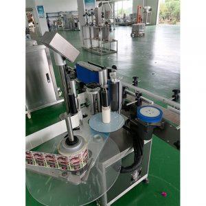 Màquina d'etiquetatge de sabó líquid