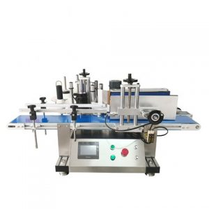 Adhesive Sticker Round Can Labeler