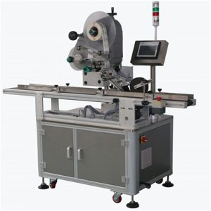 Automatic Labeling Machine With One Label