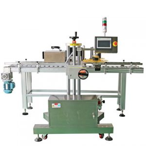 Water Bottle Labeler Machine