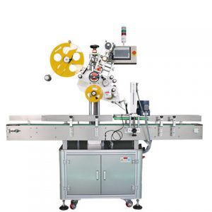 Top Quality Drugs Plastic Bottle Labeling Machine