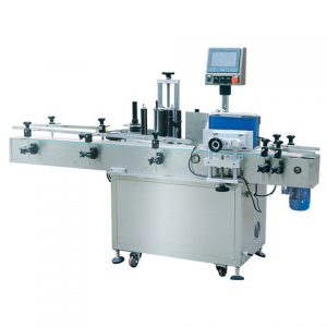 Adhesive Sticker Full Automatic Pharmacy Bottle Labeling Machine