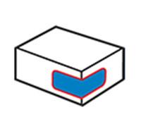 Etiquetador de cantonades de cartró